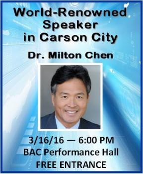 Milton in Carson City