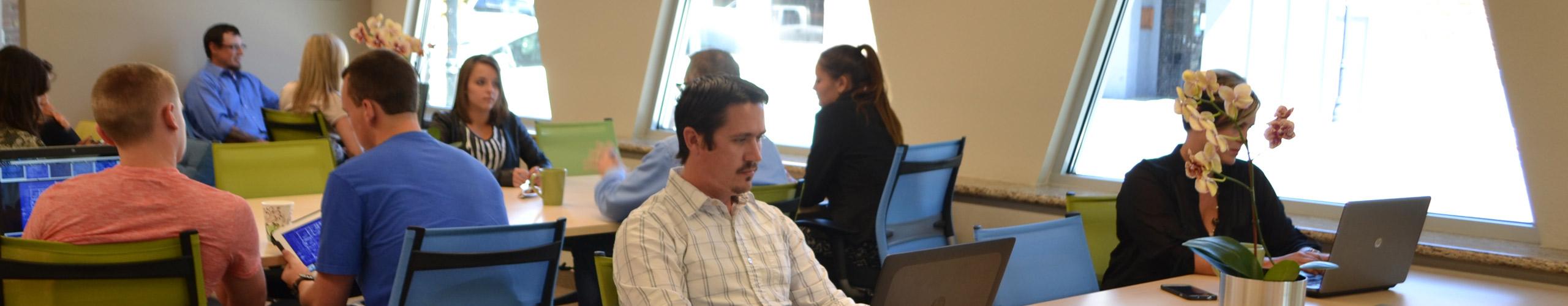 Adams Hub Co-Working Space