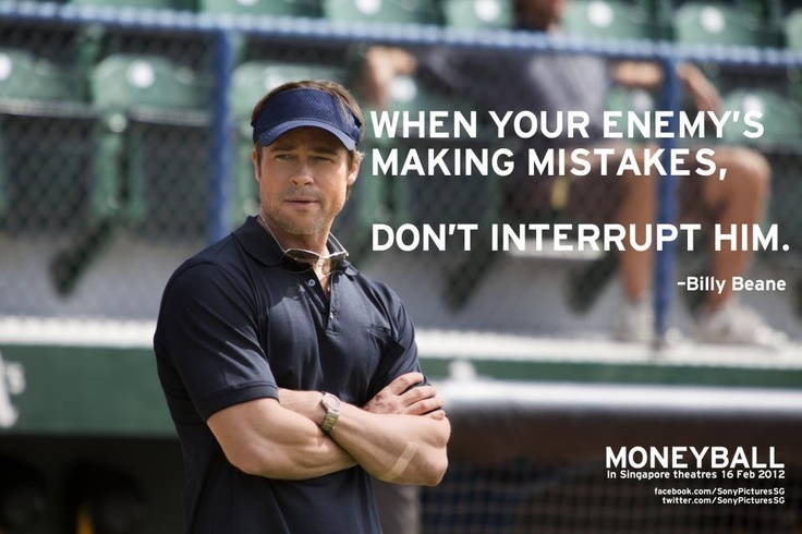 When You Enemy's Making Mistakes…