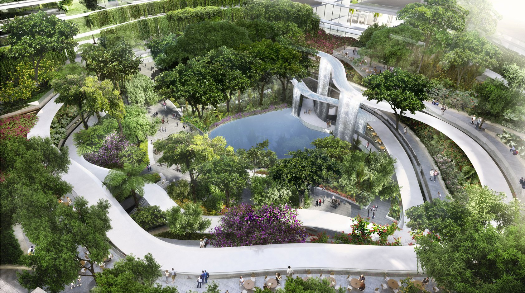 Singapore's 'cloud forest' revolutionizes green spaces – Tech Insider