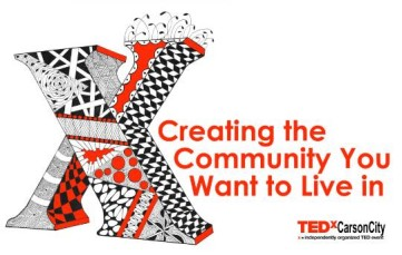 TEDx Comes Alive in Carson City this Friday!