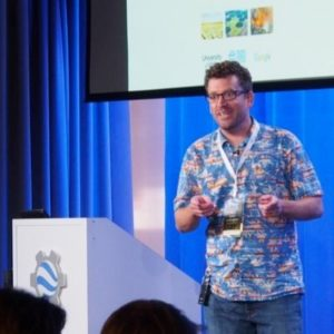 justin-speaking-at-googles-earth-engine-2016-user-summit